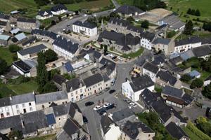 Bourg de Berné Morbihan